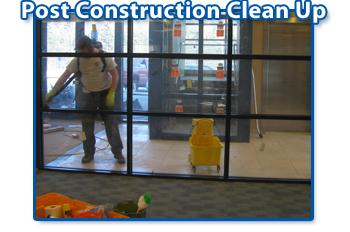 construction job site picture clean up services milan